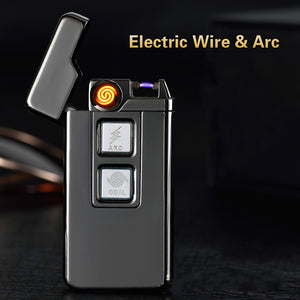 Usb Charge Tesla Coil & Arc Lighter USB Electronic Lighters