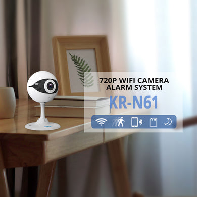 KERUI N61 Wireless Home Security IP Camera Wireless Mini IP Camera Night Vision