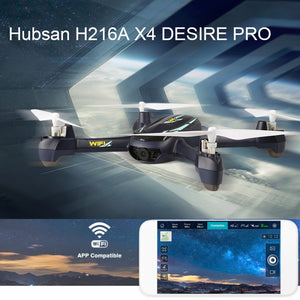 Hubsan  1080P WiFi Camera Altitude Control Helicopter Drones