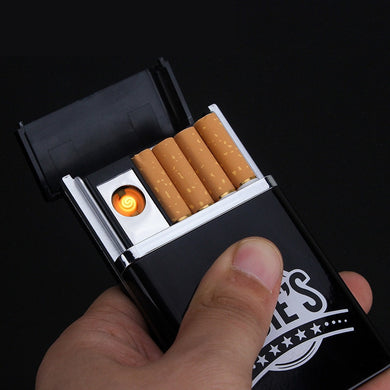 USB charging lighter Automatic