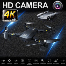 Load image into Gallery viewer, S9 Headless Mode Quadcopter 2.4GHz 4 Axis gyro 2MP 720P HD WIFI camera fixed high folding FPV Drone Aircraft Helicopter