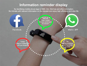 BANGWEI Smart Watch for ios android +BOX