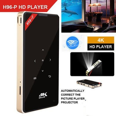 android pocket projector H96-P dlp mini projector 4k
