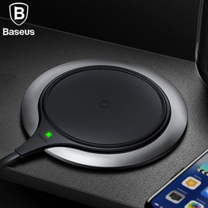 Baseus Metal Age Wireless charger 10W Samsung for Smart phones