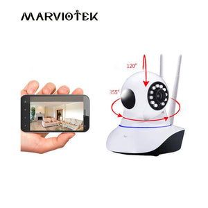 HD IP  CCTV Camera wi-fi Camera Wireless Night Vision Network