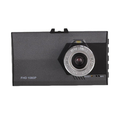 Car DVR Dash Camera Premium G-Sensor 120 Degree Wide Angle