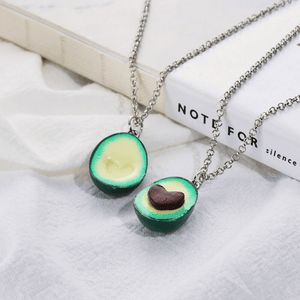Handmade Avocado Necklace