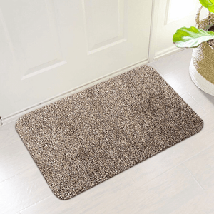 Dirt Absorbing Non-Slip Door Mat