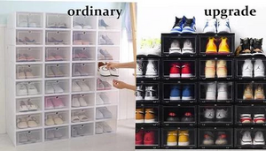 Easy Access Drawer Shoe Box