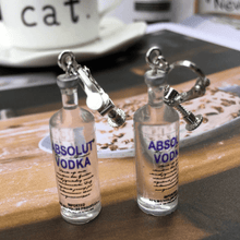 Load image into Gallery viewer, Vodka Bottle Earrings (Pair)
