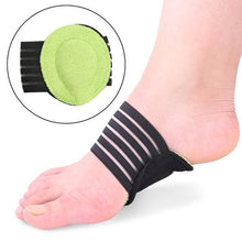 Load image into Gallery viewer, Plantar Fasciitis Support Brace (Pair)