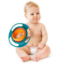 Load image into Gallery viewer, UnSpill™ Anti-Spill Baby Bowl