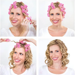 HappyCurl™ Silicone Hair Curlers