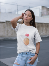 Load image into Gallery viewer, I Liked The Egg T-Shirt (Unisex)