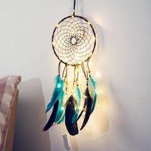 Load image into Gallery viewer, LED Light Up Dreamcatcher