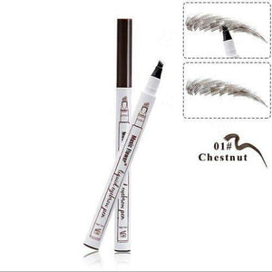 4-Tip Microblading Eyebrow Pen (Waterproof & Smudgeproof!)