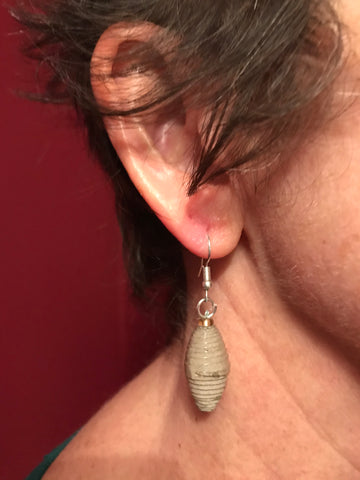 Earrings (longer bead style)