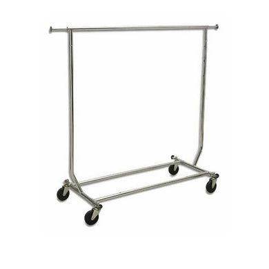 Collapsible Salesman Rail