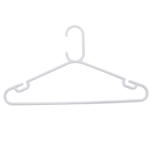 Box of 100 Child Plastic Hangers