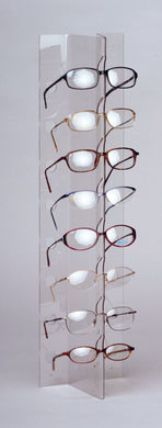 Multiple Glasses Counter Display