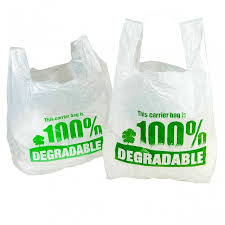 Box Degradable Bags