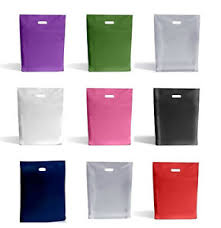 Large Plastic Carrier Bags