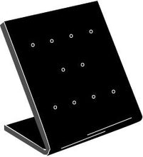 Load image into Gallery viewer, Stud Earring Display Stand for 5 Pairs