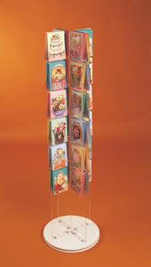 Card or Leaflet Spinner ready assembled or kit form