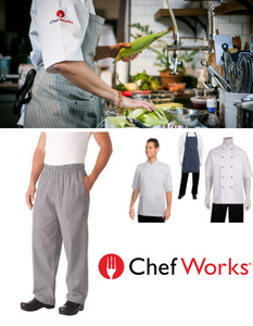 Chef Works Uniforms