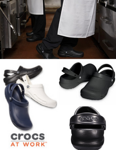 Crocs Work Shoes