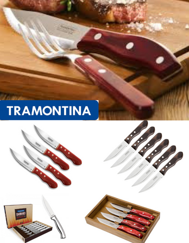 Tramontina Steak Knives Sets