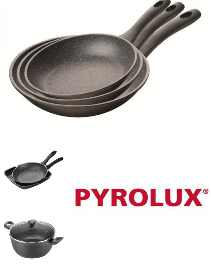 Pyrolux Cookware
