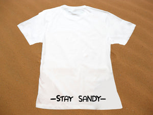 Stay Sandy Everyday Tee