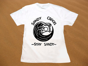 Stay Sandy Surfer Tee