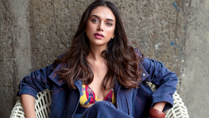 Aditi Rao Hydari stars on India's first magazine cover shot on a smartphone