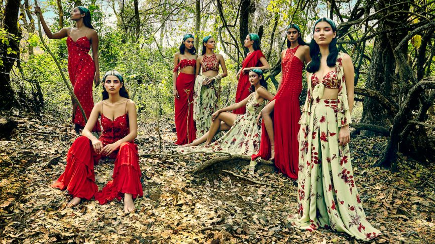 Arpita Mehta expands her label with a prêt and a fusion line