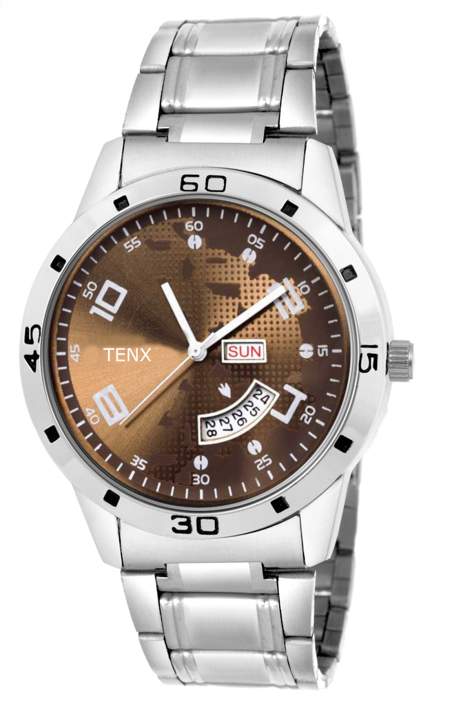 Tenx TM111 Day and Date Watch For Men