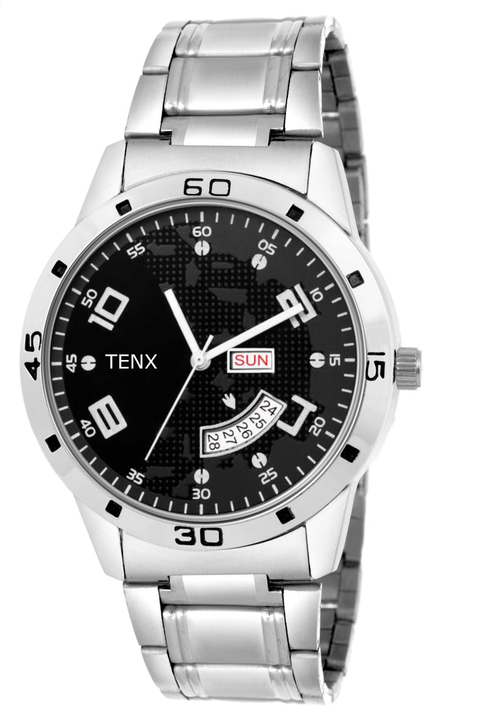 Tenx TM112 Day and Date Watch For Men