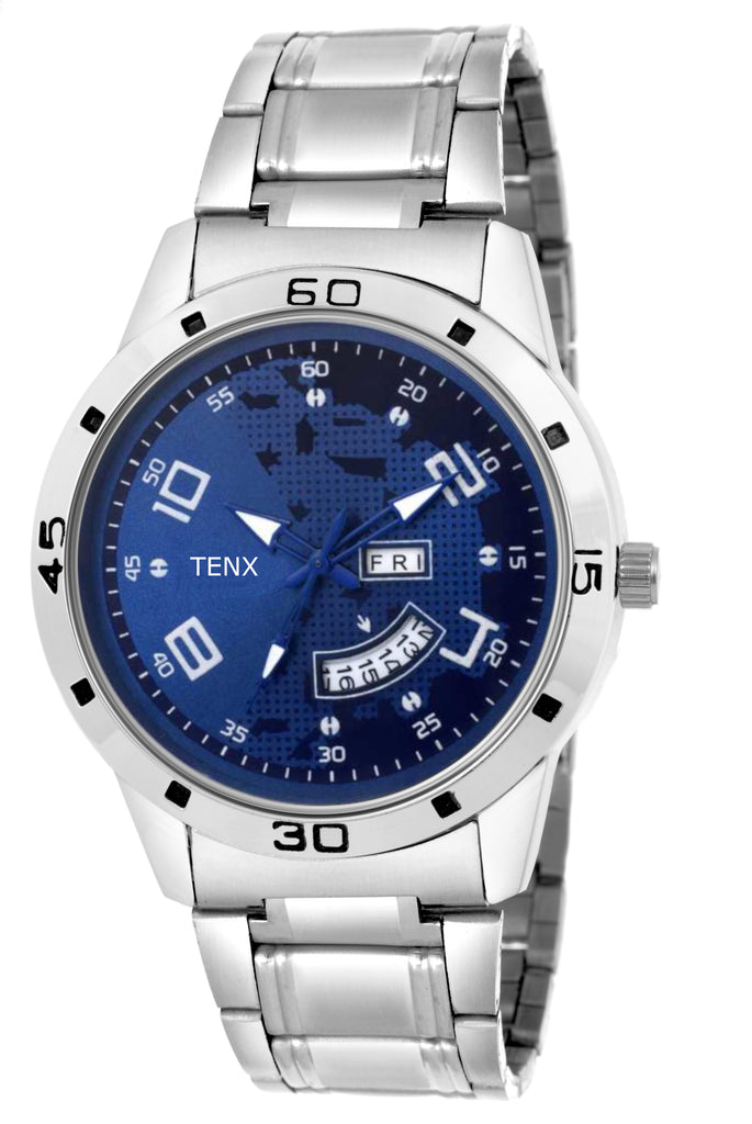 Tenx TM113 Day and Date Watch For Men
