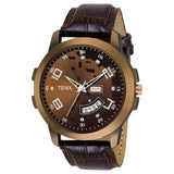 Tenx TM119 Day and Date Watch For Men