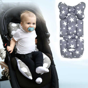 Baby Infant Stroller Seat Mat Car Pad Pushchair Cushion Cover Folding Strollers Prams Mattress