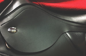 How to change the gullet in a Thorowgood saddle