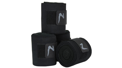 Horze Nest Combi Bandages black