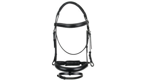 Jeffries Premium Padded Bridle