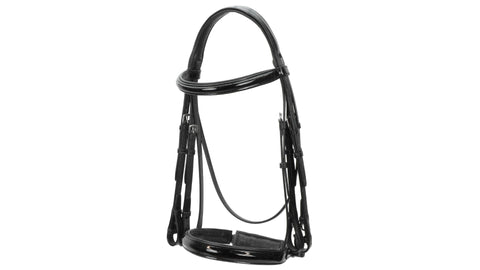 Jeffries Premium Patent Weymouth Bridle double
