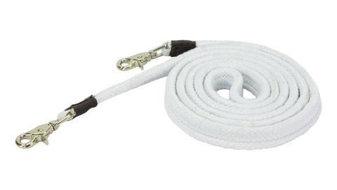 Reins Cottonfield Roping white