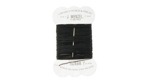 Mane Braiding Thread Card black