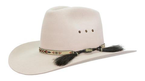 Akubra light sand western hat stoney creek