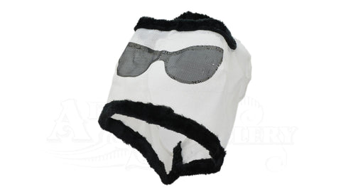 flymask mr cool with sunglasses