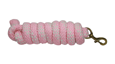 Lead Deluxe Laced pink and white